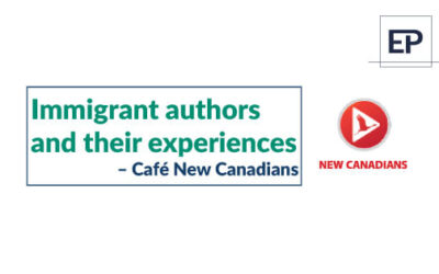 Immigrant authors and their experiences – Café New Canadians